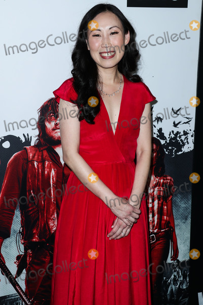 Angela Kang Photo - LOS ANGELES, CA, USA - SEPTEMBER 27: Angela Kang at the Los Angeles Premiere Of AMC's 'The Walking Dead' Season 9 held at the Directors Guild of America Theater Complex on September 27, 2018 in Los Angeles, California, United States. (Photo by Xavier Collin/Image Press Agency)