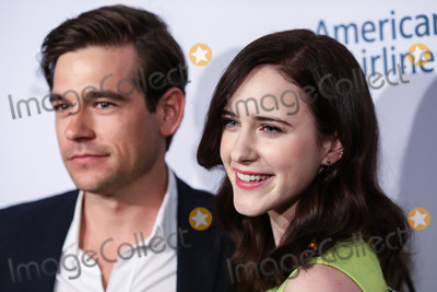 Four Seasons, The Four Seasons, Rachel Brosnahan, Jason Ralph Photo - BEVERLY HILLS, LOS ANGELES, CA, USA - JANUARY 05: Actor Jason Ralph and girlfriend/actress Rachel Brosnahan arrive at the BAFTA (British Academy of Film and Television Arts) Los Angeles Tea Party 2019 held at the Four Seasons Hotel Los Angeles at Beverly Hills on January 5, 2019 in Beverly Hills, Los Angeles, California, United States. (Photo by Xavier Collin/Image Press Agency)