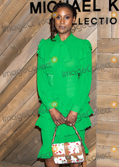 Michael Kors, Issa Rae Photo - MANHATTAN, NEW YORK CITY, NEW YORK, USA - FEBRUARY 12: Actress Issa Rae arrives at the Michael Kors Collection Fall/Winter 2020 Runway Show - February 2020 during New York Fashion Week held at the American Stock Exchange on February 12, 2020 in Manhattan, New York City, New York, United States. (Photo by Image Press Agency)