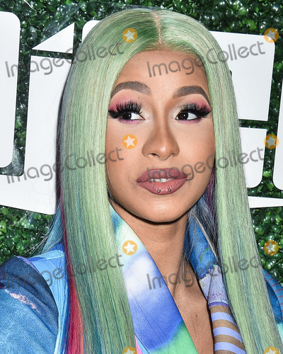 Cardi B., Cardi B Photo - WEST HOLLYWOOD, LOS ANGELES, CALIFORNIA, USA - APRIL 12: Rapper Cardi B (Belcalis Marlenis Almanzar) arrives at the Swisher Sweets Awards Cardi B With The 2019 'Spark Award' held at The London West Hollywood on April 12, 2019 in West Hollywood, Los Angeles, California, United States. (Photo by Image Press Agency)