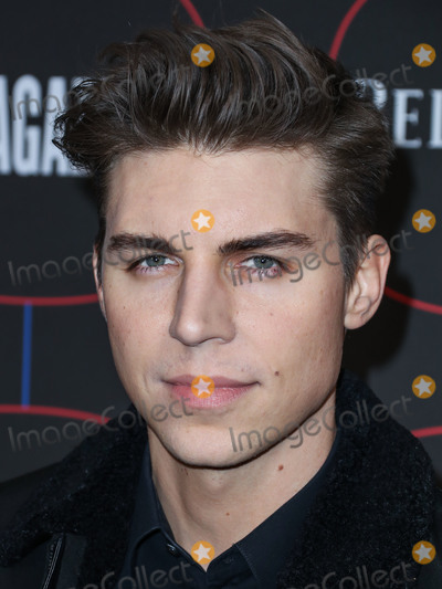 Madness, Nolan Gerard Funk Photo - LOS ANGELES, CA, USA - FEBRUARY 07: Actor Nolan Gerard Funk arrives at the Warner Music Pre-Grammy Party 2019 held at The NoMad Hotel Los Angeles on February 7, 2019 in Los Angeles, California, United States. (Photo by Xavier Collin/Image Press Agency)