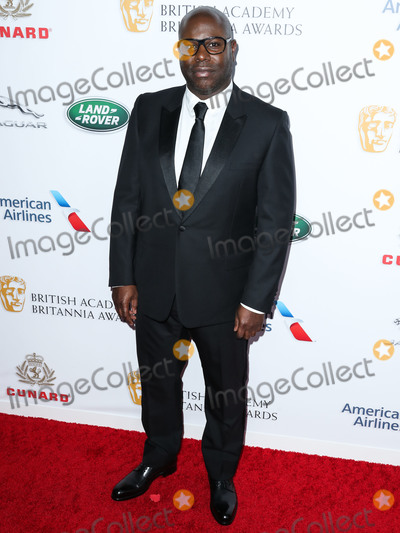 Jaguares, Queen, Steve Mc Queen Photo - BEVERLY HILLS, LOS ANGELES, CA, USA - OCTOBER 26: Steve McQueen at the 2018 British Academy Britannia Awards presented by Jaguar Land Rover and American Airlines held at The Beverly Hilton Hotel on October 26, 2018 in Beverly Hills, Los Angeles, California, United States. (Photo by Xavier Collin/Image Press Agency)