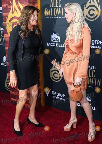 Alec Baldwin, Ireland Baldwin, Caitlyn Jenner Photo - BEVERLY HILLS, LOS ANGELES, CALIFORNIA, USA - SEPTEMBER 07: Caitlyn Jenner and Ireland Baldwin arrive at the Comedy Central Roast Of Alec Baldwin held at the Saban Theatre on September 7, 2019 in Beverly Hills, Los Angeles, California, United States. (Photo by David Acosta/Image Press Agency)