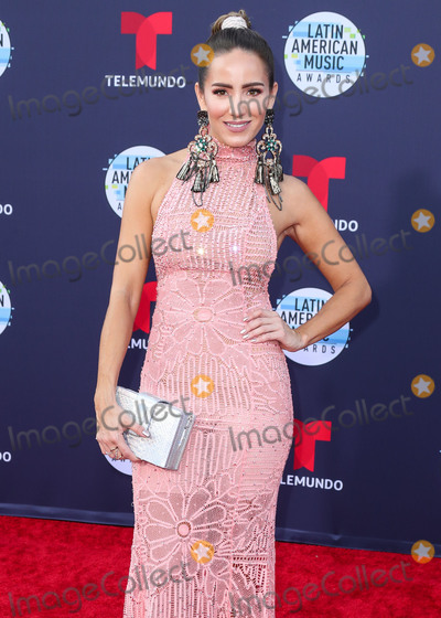 Andrea Minski Photo - HOLLYWOOD, LOS ANGELES, CA, USA - OCTOBER 25: Andrea Minski at the 2018 Latin American Music Awards held at the Dolby Theatre on October 25, 2018 in Hollywood, Los Angeles, California, United States. (Photo by Xavier Collin/Image Press Agency)