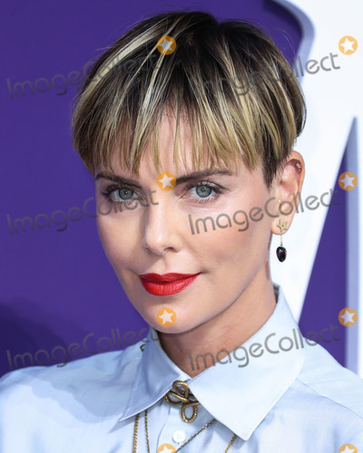 Charlize Theron Photo - (FILE) Charlize Theron Announces $1 Million Dollar Donation Amid Coronavirus COVID-19 Pandemic. Charlize Theron has donated $1 million dollars to the coronavirus relief efforts through her foundation, The Charlize Theron Africa Outreach Project and partners CARE and the Entertainment Industry Foundation (EIF). CENTURY CITY, LOS ANGELES, CALIFORNIA, USA - OCTOBER 06: Actress Charlize Theron wearing Dior arrives at the World Premiere Of MGM's 'The Addams Family' held at the Westfield Century City AMC on October 6, 2019 in Century City, Los Angeles, California, United States. (Photo by Xavier Collin/Image Press Agency)