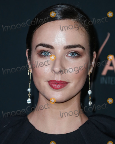 Ashleigh Brewer Photo - WEST HOLLYWOOD, LOS ANGELES, CALIFORNIA, USA - JANUARY 03: Ashleigh Brewer arrives at the 9th Annual Australian Academy Of Cinema And Television Arts (AACTA) International Awards held at SkyBar at the Mondrian Los Angeles on January 3, 2020 in West Hollywood, Los Angeles, California, United States. (Photo by Xavier Collin/Image Press Agency)