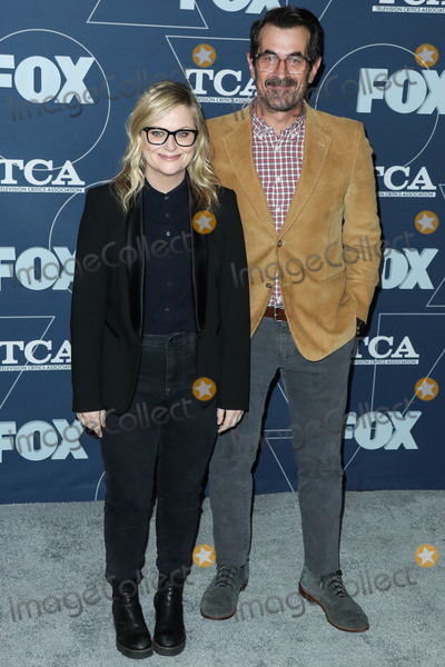 Amy Poehler, Ty Burrell Photo - PASADENA, LOS ANGELES, CALIFORNIA, USA - JANUARY 07: Amy Poehler and Ty Burrell arrive at the FOX Winter TCA 2020 All-Star Party held at The Langham Huntington Hotel on January 7, 2020 in Pasadena, Los Angeles, California, United States. (Photo by Xavier Collin/Image Press Agency)