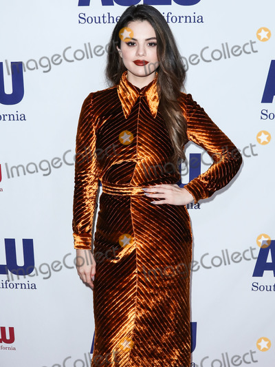 Four Seasons, Gomez, Selena Gomez Photo - (FILE) Selena Gomez Makes Big Donation to Cedars-Sinai Amid Coronavirus COVID-19 Pandemic Health Crisis. Selena Gomez is making a major donation to Cedars-Sinai. BEVERLY HILLS, LOS ANGELES, CALIFORNIA, USA - NOVEMBER 17: Singer Selena Gomez wearing Prada arrives at ACLU SoCal's Annual Bill Of Rights Dinner 2019 held at the Beverly Wilshire Four Seasons Hotel on November 17, 2019 in Beverly Hills, Los Angeles, California, United States. (Photo by Xavier Collin/Image Press Agency)
