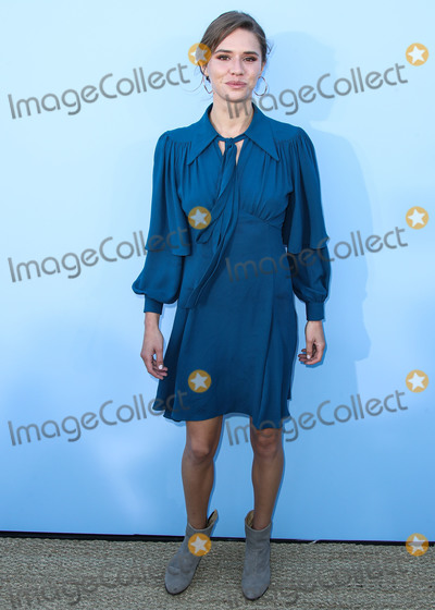 Michael Kors, ALESSANDRA BALAZ, Alessandra Balazs Photo - BROOKLYN, NEW YORK CITY, NEW YORK, USA - SEPTEMBER 11: Alessandra Balazs arrives at the Michael Kors Collection Spring 2020 Runway Show during New York Fashion Week: The Shows held at Duggal Greenhouse on September 11, 2019 in Brooklyn, New York City, New York, United States. (Photo by Xavier Collin/Image Press Agency)