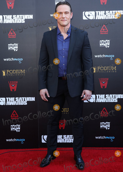 Andrey Ivchenko, Saturn Awards Photo - HOLLYWOOD, LOS ANGELES, CALIFORNIA, USA - SEPTEMBER 13: Andrey Ivchenko arrives at the 45th Annual Saturn Awards held at Avalon Hollywood on September 13, 2019 in Hollywood, Los Angeles, California, United States. (Photo by David Acosta/Image Press Agency)
