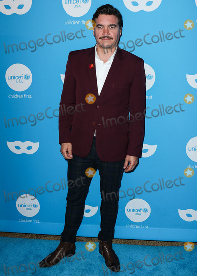 Photo - LOS ANGELES, CA, USA - OCTOBER 25: Arturo Del Puerto at the Sixth Annual UNICEF Masquerade Ball held at Clifton's Republic on October 25, 2018 in Los Angeles, California, United States. (Photo by Xavier Collin/Image Press Agency)