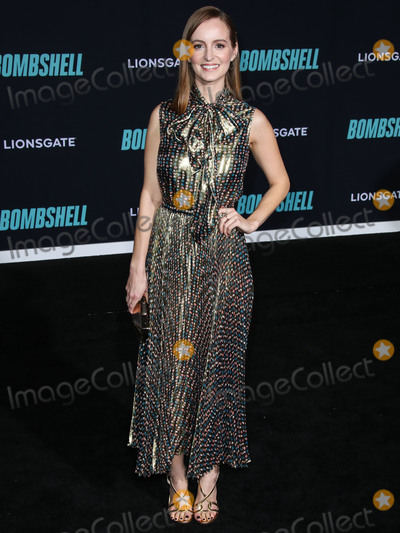 Ahna O'Reilly, Ahna O?Reilly Photo - WESTWOOD, LOS ANGELES, CALIFORNIA, USA - DECEMBER 10: Actress Ahna O'Reilly arrives at the Los Angeles Special Screening Of Liongate's 'Bombshell' held at the Regency Village Theatre on December 10, 2019 in Westwood, Los Angeles, California, United States. (Photo by Xavier Collin/Image Press Agency)
