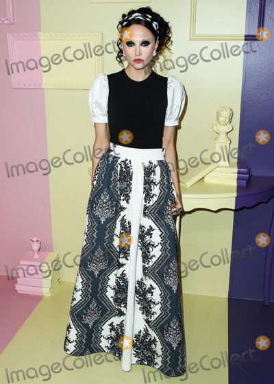 Alice & Olivia, Alice + Olivia, Roots, Stacey Bendet Photo - MANHATTAN, NEW YORK CITY, NEW YORK, USA - SEPTEMBER 09: Stacey Bendet arrives at alice + olivia By Stacey Bendet during New York Fashion Week: The Shows held at ROOT Studios on September 9, 2019 in Manhattan, New York City, New York, United States. (Photo by Xavier Collin/Image Press Agency)