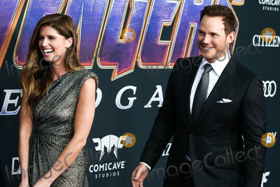 Anna Faris, Chris Pratt, Katherine Schwarzenegger, Walt Disney, American Authors Photo - (FILE) Katherine Schwarzenegger and Chris Pratt Expecting First Child Together. This will be the first baby for Katherine and the second for Chris, who shares his son Jack with ex-wife Anna Faris. LOS ANGELES, CALIFORNIA, USA - APRIL 22: American author Katherine Schwarzenegger and husband/American actor Chris Pratt (wearing Tod's lace-ups) arrive at the World Premiere Of Walt Disney Studios Motion Pictures and Marvel Studios' 'Avengers: Endgame' held at the Los Angeles Convention Center on April 22, 2019 in Los Angeles, California, United States. (Photo by Xavier Collin/Image Press Agency)