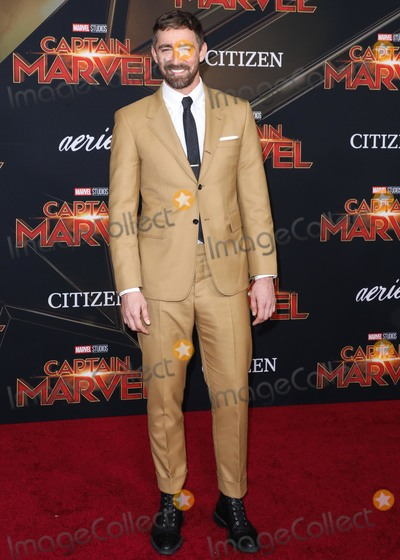 Lee Pace Photo - HOLLYWOOD, LOS ANGELES, CA, USA - MARCH 04: Actor Lee Pace arrives at the Los Angeles Premiere Of Marvel Studios 'Captain Marvel' held at the El Capitan Theatre on March 4, 2019 in Hollywood, Los Angeles, California, United States. (Photo by David Acosta/Image Press Agency)
