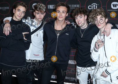 Madness, Daniel Seavey, Jackée Photo - LOS ANGELES, CA, USA - FEBRUARY 07: Daniel Seavey, Jack Avery, Corbyn Besson, Zach Herron and Jonah Marais of Why Don't We arrive at the Warner Music Pre-Grammy Party 2019 held at The NoMad Hotel Los Angeles on February 7, 2019 in Los Angeles, California, United States. (Photo by Xavier Collin/Image Press Agency)