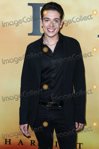 Cody Carrera Photo - LOS ANGELES, CALIFORNIA, USA - OCTOBER 29: Cody Carrera arrives at the Los Angeles Premiere Of Focus Features' 'Harriet' held at The Orpheum Theatre on October 29, 2019 in Los Angeles, California, United States. (Photo by Xavier Collin/Image Press Agency)