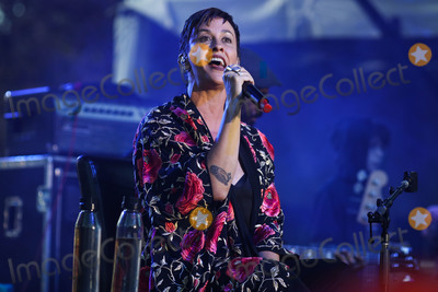 Alanis Morissette Photo - CALABASAS, LOS ANGELES, CA, USA - DECEMBER 02: Singer Alanis Morissette performs onstage at the One Love Malibu Festival Benefit Concert For Woolsey Fire Recovery held at the King Gillette Ranch on December 2, 2018 in Calabasas, Los Angeles, California, United States. (Photo by Xavier Collin/Image Press Agency)