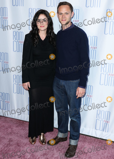 Joseph Cross, Audrey Tommassini, Joseph Corré Photo - LOS ANGELES, CALIFORNIA, USA - JUNE 21: Audrey Tommassini and Joseph Cross arrive at the 2019 Rom Com Fest Los Angeles - 'Summer Night' held at Downtown Independent on June 21, 2019 in Los Angeles, California, United States. (Photo by Xavier Collin/Image Press Agency)