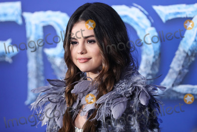 Gomez, Selena Gomez Photo - HOLLYWOOD, LOS ANGELES, CALIFORNIA, USA - NOVEMBER 07: Selena Gomez arrives at the World Premiere Of Disney's 'Frozen 2' held at the Dolby Theatre on November 7, 2019 in Hollywood, Los Angeles, California, United States. (Photo by Xavier Collin/Image Press Agency)