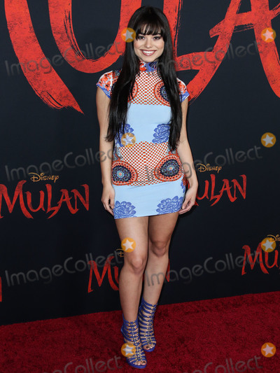 Ariel Yasmine Photo - HOLLYWOOD, LOS ANGELES, CALIFORNIA, USA - MARCH 09: Ariel Yasmine arrives at the World Premiere Of Disney's 'Mulan' held at the El Capitan Theatre and Dolby Theatre on March 9, 2020 in Hollywood, Los Angeles, California, United States. (Photo by Xavier Collin/Image Press Agency)