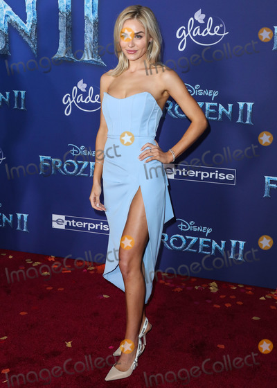 Michelle Randolph Photo - HOLLYWOOD, LOS ANGELES, CALIFORNIA, USA - NOVEMBER 07: Michelle Randolph arrives at the World Premiere Of Disney's 'Frozen 2' held at the Dolby Theatre on November 7, 2019 in Hollywood, Los Angeles, California, United States. (Photo by Xavier Collin/Image Press Agency)