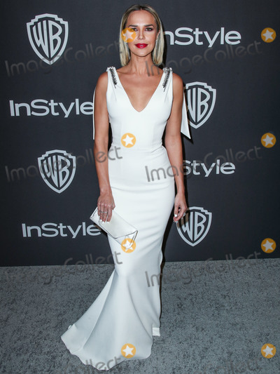 Arielle Kebbel, ARIELE KEBBEL Photo - BEVERLY HILLS, LOS ANGELES, CA, USA - JANUARY 06: Actress Arielle Kebbel arrives at the 2019 InStyle And Warner Bros. Pictures Golden Globe Awards After Party held at The Beverly Hilton Hotel on January 6, 2019 in Beverly Hills, Los Angeles, California, United States. (Photo by Xavier Collin/Image Press Agency)