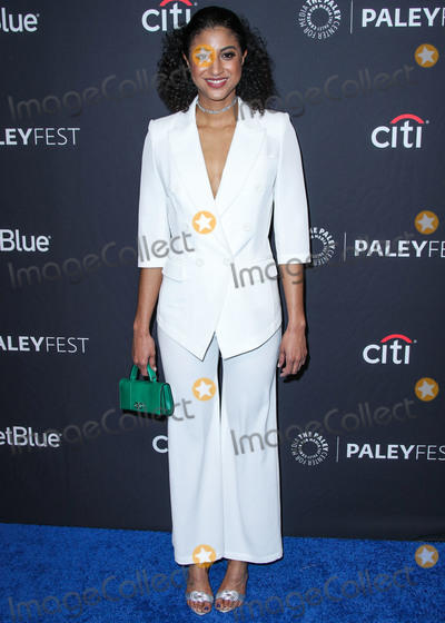 Photo - HOLLYWOOD, LOS ANGELES, CA, USA - MARCH 20: Actress Vella Lovell arrives at the 2019 PaleyFest LA - The CW's 'Jane The Virgin' and 'Crazy Ex-Girlfriend: The Farewell Seasons' held at the Dolby Theatre on March 20, 2019 in Hollywood, Los Angeles, California, United States. (Photo by Xavier Collin/Image Press Agency)
