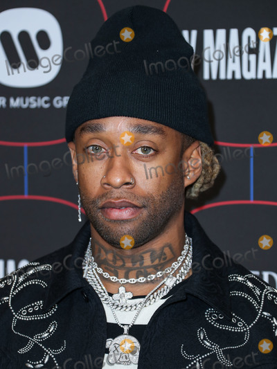 Madness Photo - LOS ANGELES, CA, USA - FEBRUARY 07: Rapper Ty Dolla Sign (Ty Dolla $ign, Tyrone William Griffin Jr.) arrives at the Warner Music Pre-Grammy Party 2019 held at The NoMad Hotel Los Angeles on February 7, 2019 in Los Angeles, California, United States. (Photo by Xavier Collin/Image Press Agency)