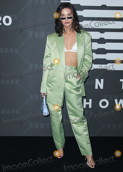Amanda Steele Photo - BROOKLYN, NEW YORK CITY, NEW YORK, USA - SEPTEMBER 10: Amanda Steele arrives at the Savage X Fenty Show Presented By Amazon Prime Video held at Barclays Center on September 10, 2019 in Brooklyn, New York City, New York, United States. (Photo by Xavier Collin/Image Press Agency)