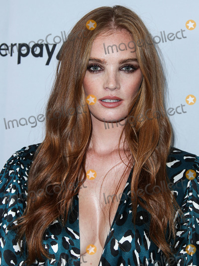 Alexina Graham, Victoria's Secret, Front Row Photo - (FILE) Victoria's Secret Angel Alexina Graham Hospitalized With Coronavirus COVID-19. MANHATTAN, NEW YORK CITY, NEW YORK, USA - SEPTEMBER 05: Model Alexina Graham wearing Alexandre Vauthier arrives at Daily Front Row's 2019 Fashion Media Awards held at The Rainbow Room at the Rockefeller Center on September 5, 2019 in Manhattan, New York City, New York, United States. (Photo by Xavier Collin/Image Press Agency)