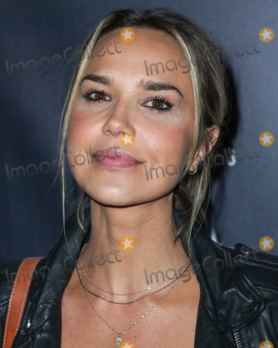 Arielle Kebbel, Hailey Baldwin, ARIELE KEBBEL Photo - WEST HOLLYWOOD, LOS ANGELES, CA, USA - NOVEMBER 05: Arielle Kebbel at the PrettyLittleThing X Hailey Baldwin Launch Event held at Catch LA Restaurant on November 5, 2018 in West Hollywood, Los Angeles, California, United States. (Photo by Xavier Collin/Image Press Agency)