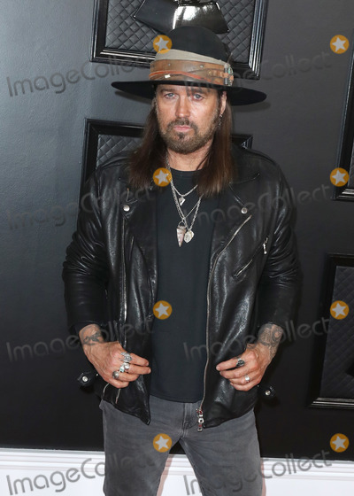 Billy Ray, Billy Ray Cyrus, Grammy Awards Photo - LOS ANGELES, CALIFORNIA, USA - JANUARY 26: Billy Ray Cyrus arrives at the 62nd Annual GRAMMY Awards held at Staples Center on January 26, 2020 in Los Angeles, California, United States. (Photo by Xavier Collin/Image Press Agency)