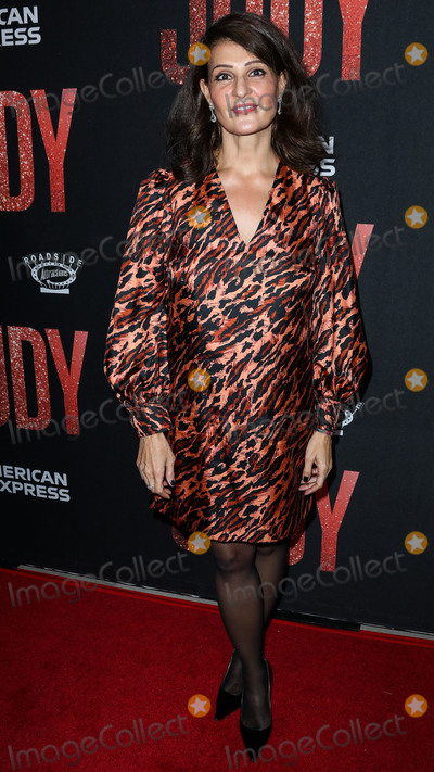 Nia Vardalos, Samuel Goldwyn Photo - BEVERLY HILLS, LOS ANGELES, CALIFORNIA, USA - SEPTEMBER 19: Nia Vardalos arrives at the Los Angeles Premiere Of Roadside Attraction's 'Judy' held at the Samuel Goldwyn Theater at the Academy of Motion Picture Arts and Sciences on September 19, 2019 in Beverly Hills, Los Angeles, California, United States. (Photo by Xavier Collin/Image Press Agency)
