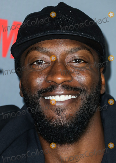 Aldis Hodge, Aldis Hodges Photo - LOS ANGELES, CA, USA - DECEMBER 01: Actor Aldis Hodge arrives at the Showtime PPV Presents Heavyweight Championship Of The World 'Wilder vs. Fury' Pre-Event VIP Party held at Staples Center on December 1, 2018 in Los Angeles, California, United States. (Photo by Xavier Collin/Image Press Agency)