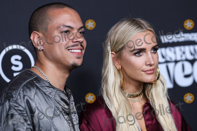 Ashlee Simpson, Evan Ross Photo - LOS ANGELES, CALIFORNIA, USA - AUGUST 01: Actor Evan Ross and wife/singer Ashlee Simpson Ross arrive at the Weedmaps Museum of Weed Exclusive Preview Celebration held at Weedmaps Museum of Weed on August 1, 2019 in Los Angeles, California, United States. (Photo by Xavier Collin/Image Press Agency)