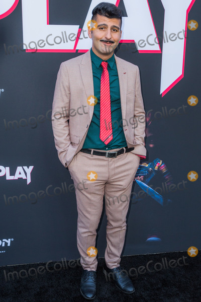 Amro Majzoub Photo - HOLLYWOOD, LOS ANGELES, CALIFORNIA, USA - JUNE 19: Amro Majzoub arrives at the Los Angeles Premiere Of Orion Pictures And United Artists Releasing's 'Child's Play' held at ArcLight Hollywood on June 19, 2019 in Hollywood, Los Angeles, California, United States. (Photo by Rudy Torres/Image Press Agency)