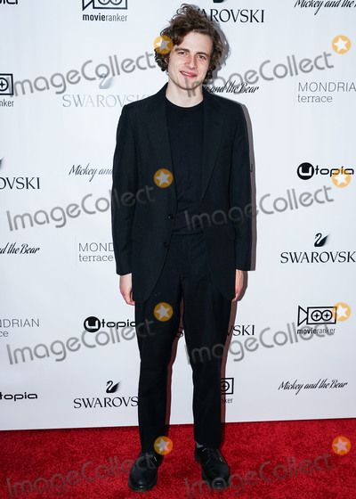 Ben Rosenfield Photo - MANHATTAN, NEW YORK CITY, NEW YORK, USA - NOVEMBER 12: Ben Rosenfield arrives at the New York Premiere Of Utopia's 'Mickey And The Bear' held at Mondrian Terrace Park Avenue on November 12, 2019 in Manhattan, New York City, New York, United States. (Photo by William Perez/Image Press Agency)