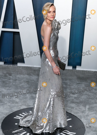 Diane Kruger, Wallis Annenberg Photo - BEVERLY HILLS, LOS ANGELES, CALIFORNIA, USA - FEBRUARY 09: Diane Kruger arrives at the 2020 Vanity Fair Oscar Party held at the Wallis Annenberg Center for the Performing Arts on February 9, 2020 in Beverly Hills, Los Angeles, California, United States. (Photo by Xavier Collin/Image Press Agency)