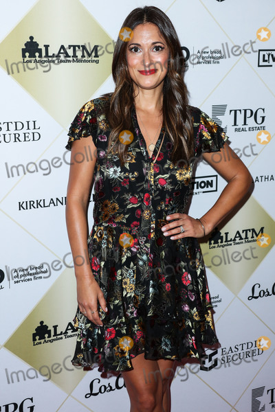 Angelique Cabral, Angelique  Cabral Photo - SANTA MONICA, LOS ANGELES, CA, USA - OCTOBER 25: Angelique Cabral at the Los Angeles Team Mentorings 20th Annual Soiree held at the Fairmont Miramar Hotel on October 25, 2018 in Santa Monica, Los Angeles, California, United States. (Photo by Xavier Collin/Image Press Agency)