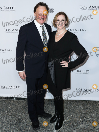 Edythe Broad Photo - SANTA MONICA, LOS ANGELES, CALIFORNIA, USA - FEBRUARY 28: Thordal Christensen and Colleen Neary arrive at the Los Angeles Ballet Gala 2020 held at The Eli and Edythe Broad Stage at the Santa Monica College Performing Arts Center on February 28, 2020 in Santa Monica, Los Angeles, California, United States. (Photo by Xavier Collin/Image Press Agency)