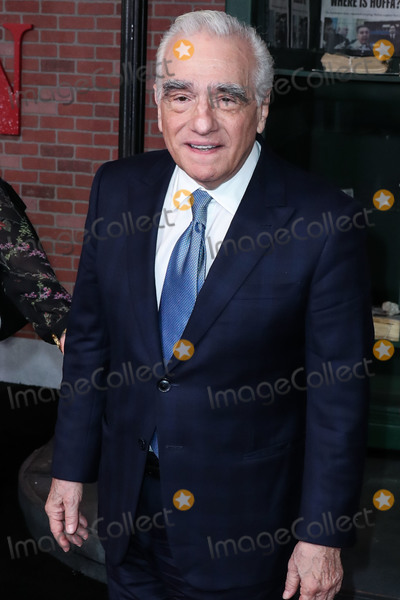 Martin Scorsese, TCL Chinese Theatre Photo - HOLLYWOOD, LOS ANGELES, CALIFORNIA, USA - OCTOBER 24: Director Martin Scorsese arrives at the Los Angeles Premiere Of Netflix's 'The Irishman' held at TCL Chinese Theatre IMAX on October 24, 2019 in Hollywood, Los Angeles, California, United States. (Photo by Xavier Collin/Image Press Agency)