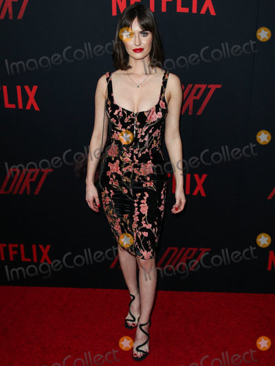Alexanne Wagner Photo - HOLLYWOOD, LOS ANGELES, CA, USA - MARCH 18: Actress Alexanne Wagner arrives at the Los Angeles Premiere Of Netflix's 'The Dirt' held at ArcLight Cinemas Hollywood on March 18, 2019 in Hollywood, Los Angeles, California, United States. (Photo by Xavier Collin/Image Press Agency)