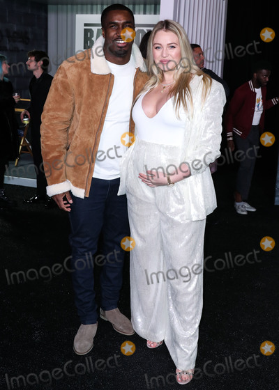 TCL Chinese Theatre, Iskra Lawrence Photo - (FILE) Iskra Lawrence and Boyfriend Philip Payne Welcome First Child. HOLLYWOOD, LOS ANGELES, CALIFORNIA, USA - JANUARY 14: Philip Payne and girlfriend/model Iskra Lawrence arrive at the Los Angeles Premiere Of Columbia Pictures' 'Bad Boys For Life' held at the TCL Chinese Theatre IMAX on January 14, 2020 in Hollywood, Los Angeles, California, United States. (Photo by Xavier Collin/Image Press Agency)