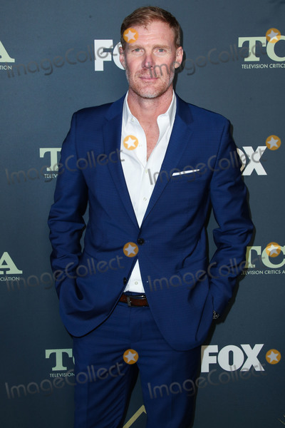 Alexi Lalas, LaLa Photo - PASADENA, LOS ANGELES, CA, USA - FEBRUARY 06: Actor Alexi Lalas arrives at the FOX Winter TCA 2019 All-Star Party held at The Fig House on February 6, 2019 in Pasadena, Los Angeles, California, United States. (Photo by Xavier Collin/Image Press Agency)