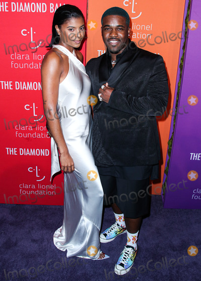 Rihanna, A$AP Ferg Photo - MANHATTAN, NEW YORK CITY, NEW YORK, USA - SEPTEMBER 12: Renell Medrano and A$AP Ferg arrive at Rihanna's 5th Annual Diamond Ball Benefitting The Clara Lionel Foundation held at Cipriani Wall Street on September 12, 2019 in Manhattan, New York City, New York, United States. (Photo by Xavier Collin/Image Press Agency)
