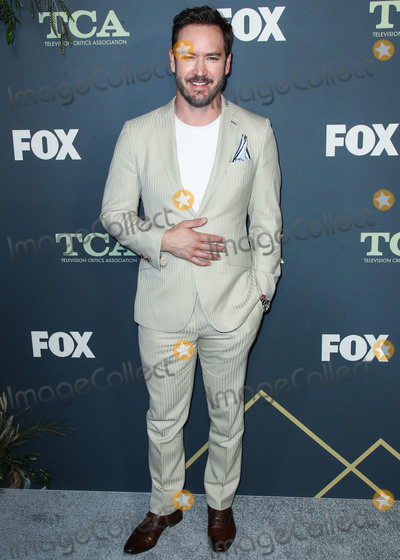 Mark Paul Gosselaar, Mark-Paul Gosselaar, Mark_Paul Gosselaar, Teairra Marí Photo - PASADENA, LOS ANGELES, CA, USA - FEBRUARY 06: Actor Mark-Paul Gosselaar arrives at the FOX Winter TCA 2019 All-Star Party held at The Fig House on February 6, 2019 in Pasadena, Los Angeles, California, United States. (Photo by Xavier Collin/Image Press Agency)