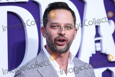 Nick Kroll Photo - CENTURY CITY, LOS ANGELES, CALIFORNIA, USA - OCTOBER 06: Actor Nick Kroll arrives at the World Premiere Of MGM's 'The Addams Family' held at the Westfield Century City AMC on October 6, 2019 in Century City, Los Angeles, California, United States. (Photo by Xavier Collin/Image Press Agency)