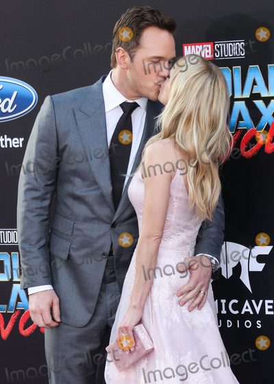 """Anna Faris, Chris Pratt Photo - (FILE) Chris Pratt and Anna Faris Divorce Settlement Details Revealed. The details of the divorce settlement between Chris Pratt and Anna Faris are coming to light. The two, who obtained a private judge to work out the deal, reportedly signed off on the deal on Wednesday (November 7, 2018) according to TMZ. According to the documents, they have agreed to live """"no more than five miles apart for about the next five years."""" This deal was made so that the two parents stay in place until their six-year-old son, Jack, completes the sixth grade. HOLLYWOOD, LOS ANGELES, CA, USA - APRIL 19: Actors Chris Pratt and Anna Faris arrive at the Los Angeles Premiere Of Disney and Marvel's 'Guardians Of The Galaxy Vol. 2' held at Dolby Theatre on April 19, 2017 in Hollywood, Los Angeles, California, United States. (Photo by Xavier Collin/Image Press Agency)"""