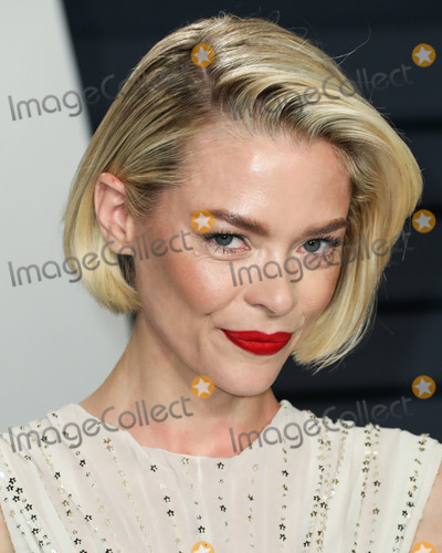 Jaime King, Wallis Annenberg Photo - BEVERLY HILLS, LOS ANGELES, CA, USA - FEBRUARY 24: Jaime King arrives at the 2019 Vanity Fair Oscar Party held at the Wallis Annenberg Center for the Performing Arts on February 24, 2019 in Beverly Hills, Los Angeles, California, United States. (Photo by Xavier Collin/Image Press Agency)